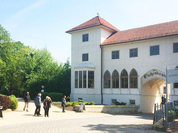 Wachstuch on Tour in Wörlitz