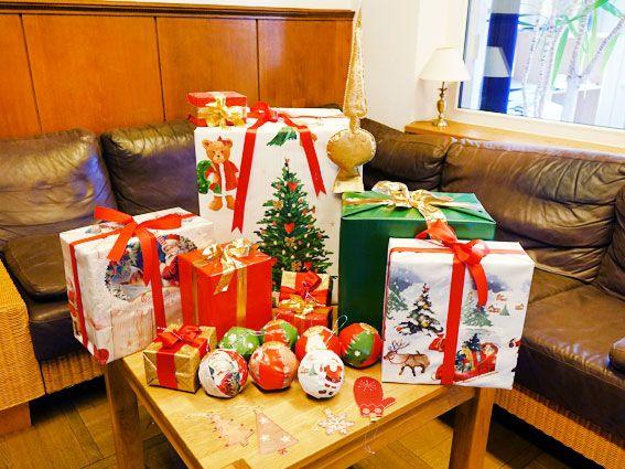 Weihnachtliche Verpackung und Dekoration selber anfertigen