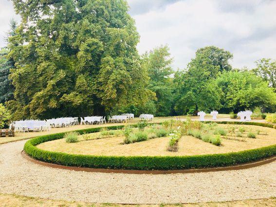 Wachstuch on Tour im Rittergut Ermlitz
