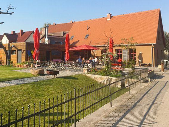 Wachstuch on Tour - Roßlau Gaststätte