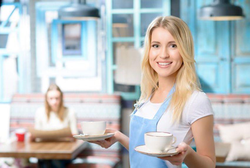 Aushilfskräfte in der Gastronomie