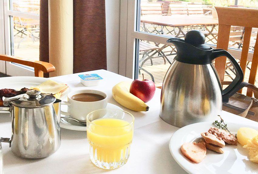 Frühstücksbuffet-Angebote machen Hotelbuchungen attrakiver