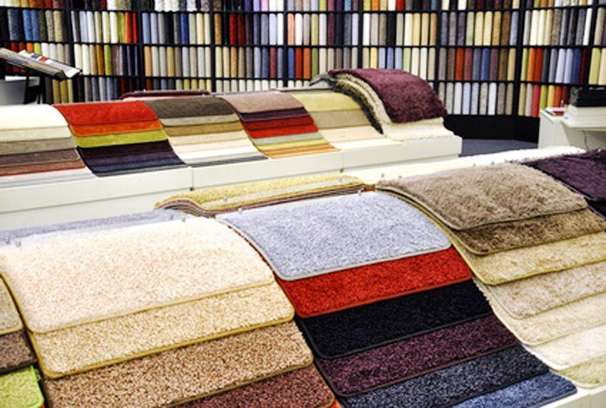 Fußbodenbeläge für Innenräume