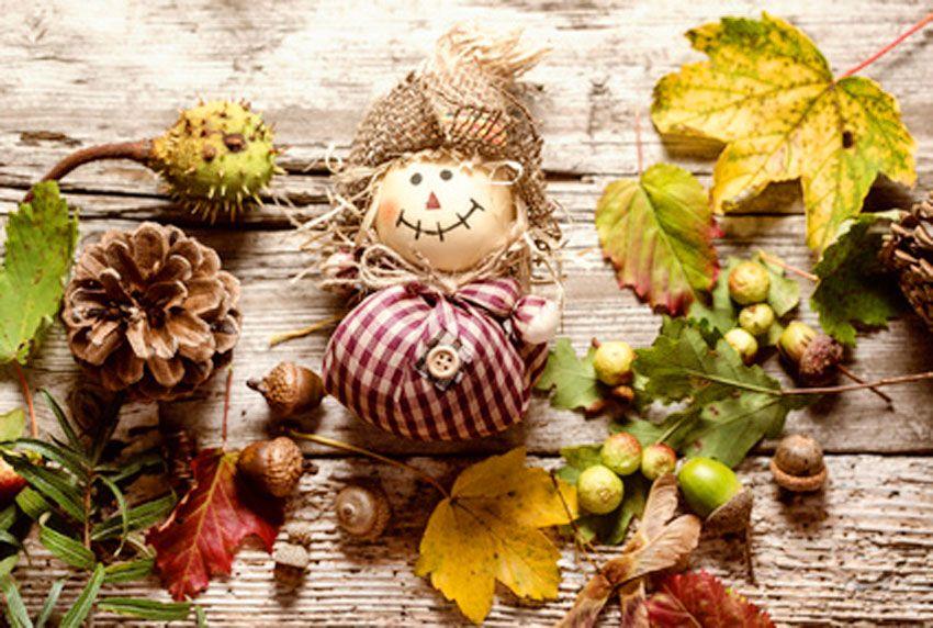Herbstliche Wohntrends und Dekorationen