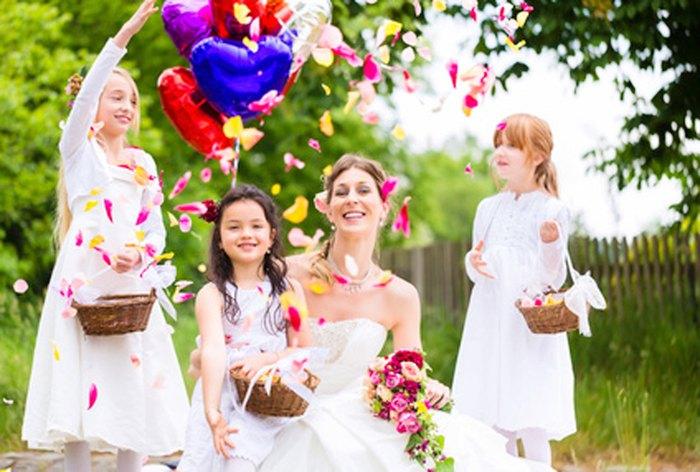 Jubelis wohnen - Hochzeitsfeier im garten ...