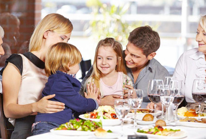 Kinderfreundliche Restaurants