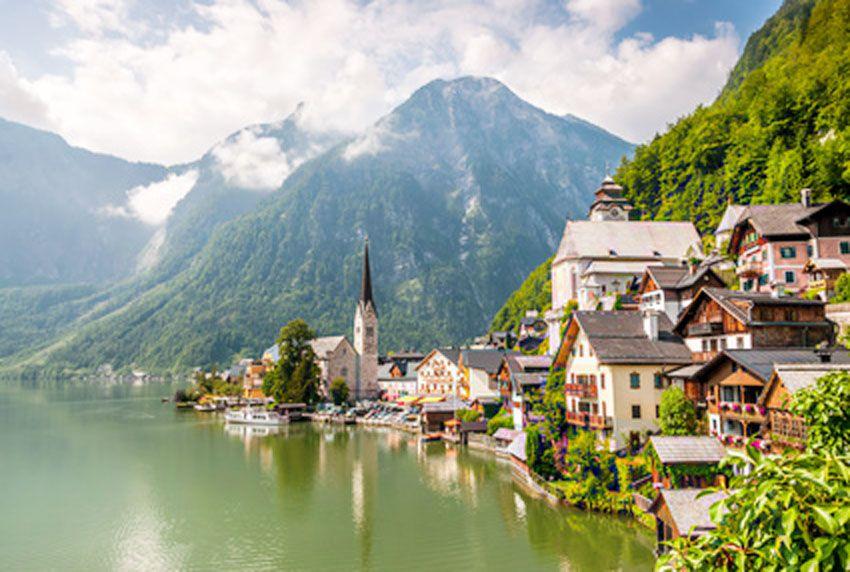 Urlaubsland Österreich