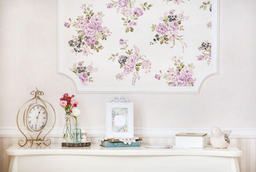 Wände stilvoll dekorieren